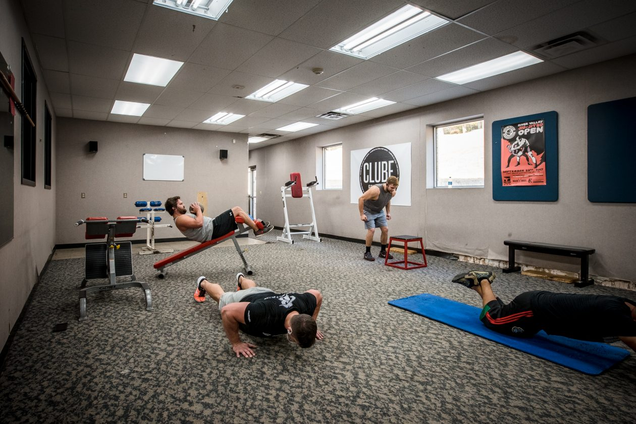 River Valley Fitness - Workout