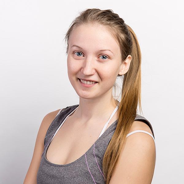 Sveta Moulton - Yoga Instructor